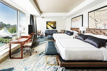 Guestroom | The Tennessean Personal Luxury Hotel