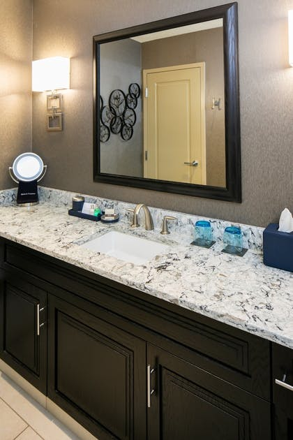 Bathroom Sink | The Tennessean Personal Luxury Hotel