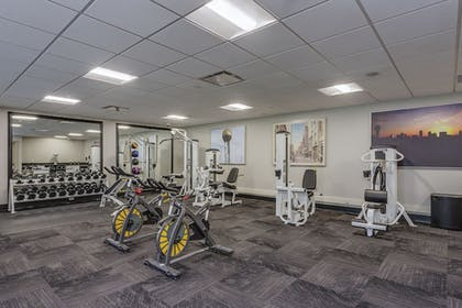 Fitness Facility | The Tennessean Personal Luxury Hotel
