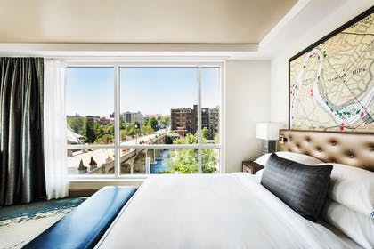Guestroom View | The Tennessean Personal Luxury Hotel