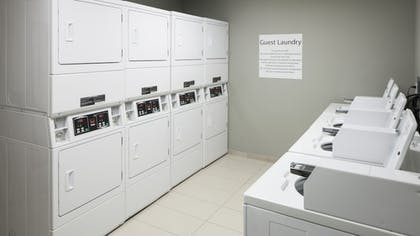Laundry Room | Holiday Inn Express & Suites Orlando at SeaWorld