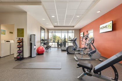Fitness Facility | Home2 Suites By Hilton Youngstown West - Austintown