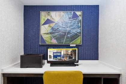 Business Center | Best Western Montgomery I-85 North Hotel