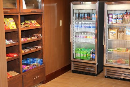 Snack Bar | Fairfield Inn & Suites by Marriott Bowling Green