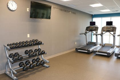 Sports Facility | Fairfield Inn & Suites by Marriott Bowling Green