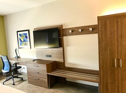 In-Room Amenity | Holiday Inn Express & Suites Charlotte NE - University Area