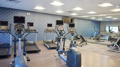 Fitness Facility | Holiday Inn Express & Suites Jacksonville W - I295 and I10