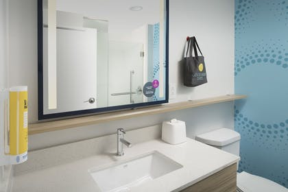 Bathroom | Home2 Suites by Hilton Murfreesboro