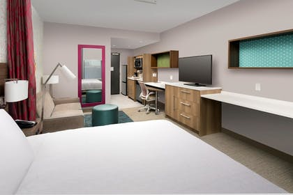 Guestroom | Home2 Suites by Hilton Murfreesboro