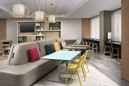 Lobby Lounge | Home2 Suites by Hilton Murfreesboro