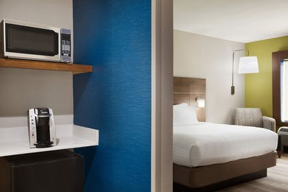Guestroom | Holiday Inn Express & Suites McAllen - Medical Center Area