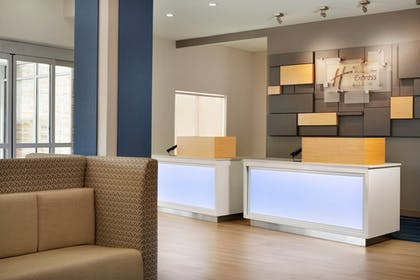 Interior | Holiday Inn Express & Suites McAllen - Medical Center Area