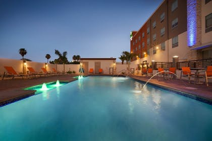 Pool | Holiday Inn Express & Suites McAllen - Medical Center Area