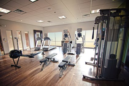 Fitness Facility | Holiday Inn Express & Suites McAllen - Medical Center Area