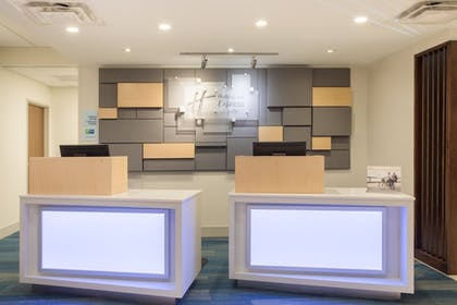 Lobby | Holiday Inn Express & Suites Owings Mills-Baltimore Area
