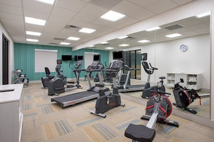 Fitness Facility | Holiday Inn Express & Suites Owings Mills-Baltimore Area
