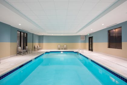 Pool | Holiday Inn Express & Suites Owings Mills-Baltimore Area