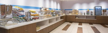 Breakfast Area | Holiday Inn Express & Suites Owings Mills-Baltimore Area