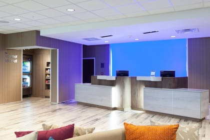 Lobby | Fairfield Inn & Suites by Marriott Clearwater Beach