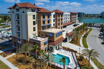 Exterior | Fairfield Inn & Suites by Marriott Clearwater Beach