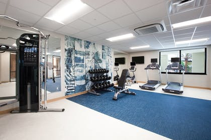 Fitness Facility | Fairfield Inn & Suites by Marriott Clearwater Beach