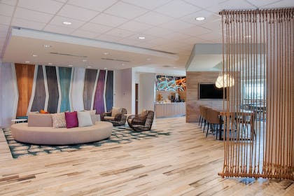 Hotel Interior | Fairfield Inn & Suites by Marriott Clearwater Beach