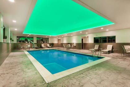 Indoor Pool   Wingate by Wyndham Altoona Downtown/Medical Center