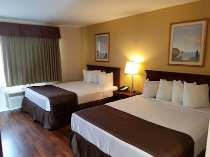 Guestroom | Best Inn & Suites