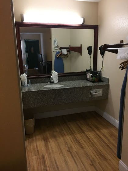 Bathroom Sink | Best Inn & Suites