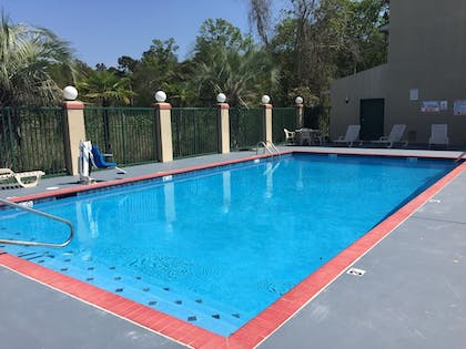 Outdoor Pool | Best Inn & Suites