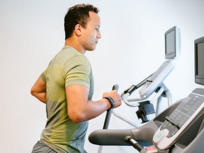 Fitness Facility | WoodSpring Suites Seattle Everett
