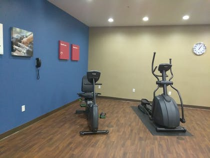 Gym | Comfort Suites Greenville South