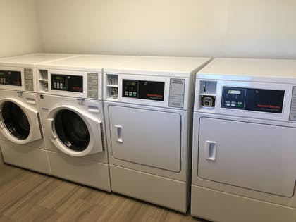 Laundry Room | Holiday Inn Express & Suites Rice Lake