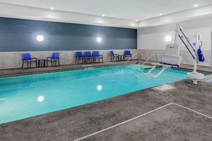 Pool | Holiday Inn Express & Suites Rice Lake