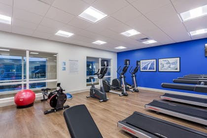 Fitness Facility | Holiday Inn Express & Suites Rice Lake