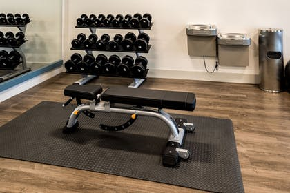 Fitness Facility   Holiday Inn Express North Augusta
