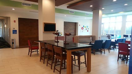 Lobby Lounge   Holiday Inn Express North Augusta