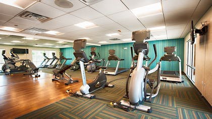 Fitness Facility | Holiday Inn Express & Suites Houston SW - Galleria Area