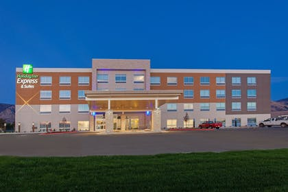 Exterior | Holiday Inn Express & Suites Brigham City - North Utah