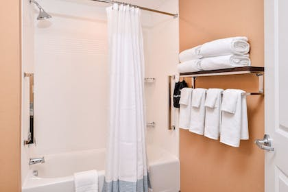 Bathroom | TownePlace Suites by Marriott Charleston-West Ashley