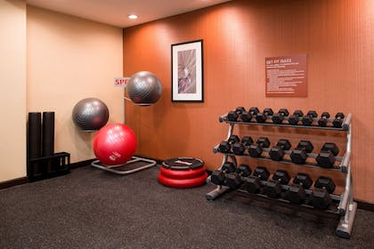 Fitness Facility | TownePlace Suites by Marriott Charleston-West Ashley