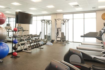 Fitness Facility | SpringHill Suites by Marriott Bend