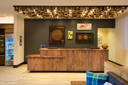Lobby | SpringHill Suites by Marriott Bend