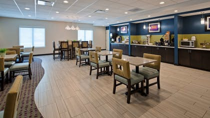 Breakfast Area | Best Western Plus Erie Inn & Suites