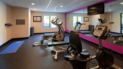 Fitness Facility | Best Western Plus Erie Inn & Suites
