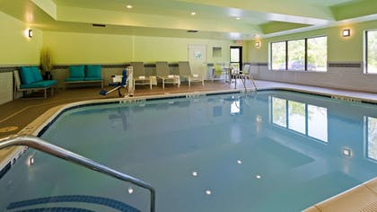 Indoor Pool | Best Western Plus Erie Inn & Suites