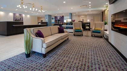 Lobby | Best Western Plus Erie Inn & Suites