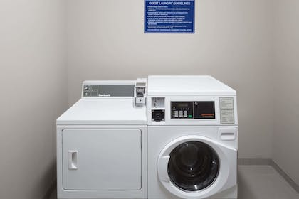Laundry Room |  | Days Inn & Suites by Wyndham Houston NW Cypress