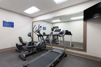 Fitness Facility |  | Days Inn & Suites by Wyndham Houston NW Cypress