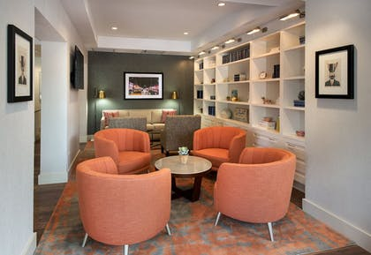 Lobby Sitting Area | The Hayes Street Hotel Nashville